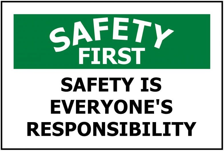 250x170 SAFETY FIRST Safety Is Everyone's Responsibility