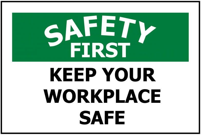 250x170 SAFETY FIRST Keep Your Workplace Safe