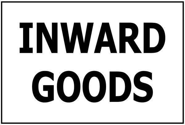 INWARDS GOODS